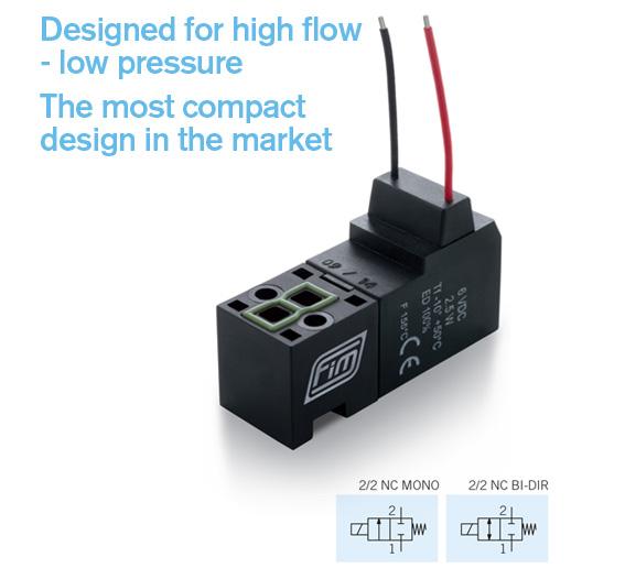 Fim Valvole 15mm high flow valve