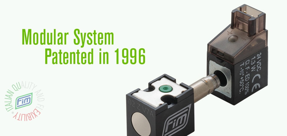 modular system microvalves valves