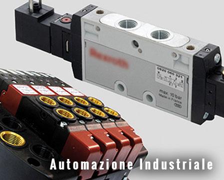 Applicazioni automazione industriale di valvole industriali elettrovalvole FIM