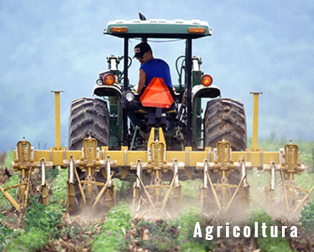 Le elettrovalvole FIM si applicano in numerosi macchinari del settore dell'industria dell'agricoltura