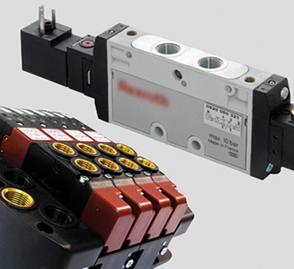elettrovalvole FIM trovano largo impiego come attuatori diretti o come servo piloti per dispositivi pneumatici di dimensioni maggiori e sono in grado di soddisfare i più esigenti standard industriali