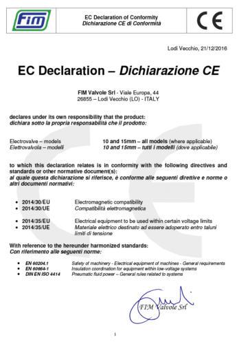 CE EC